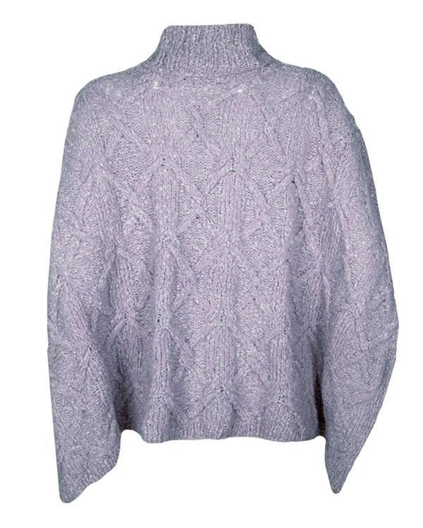 Simple Knitted Sweater