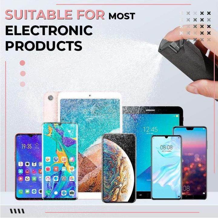 3 in 1 Fingerprint-proof Screen Cleaner