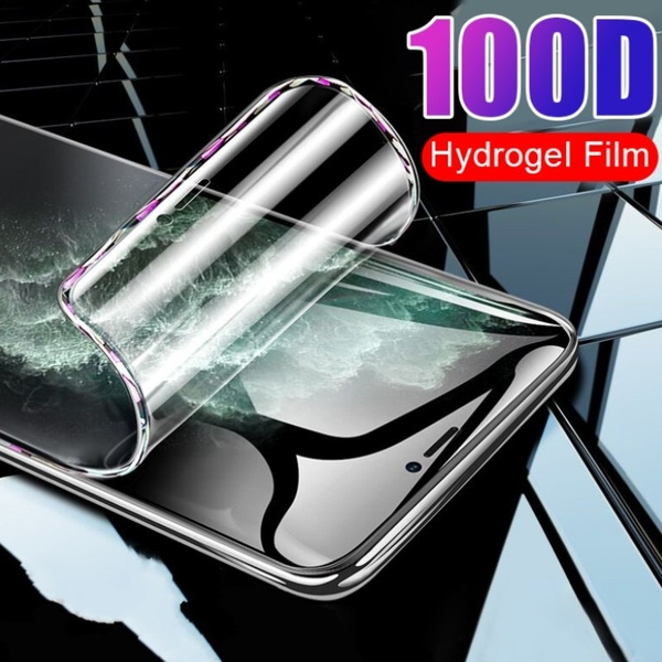 2Pcs/Pack Transparent All Covered Soft Hydrogel Film Protection Screen Protector For Huawei P30 Pro P30 P30 Lite P20Lite Mate20 Pro Mate20 Lite For Samsung Galaxy Note10 Note10 Pro S10Plus S10 S10e S9 S9Plus S10(5G) A20 A30 A40 A50 A70 For iPhone Xs Max X