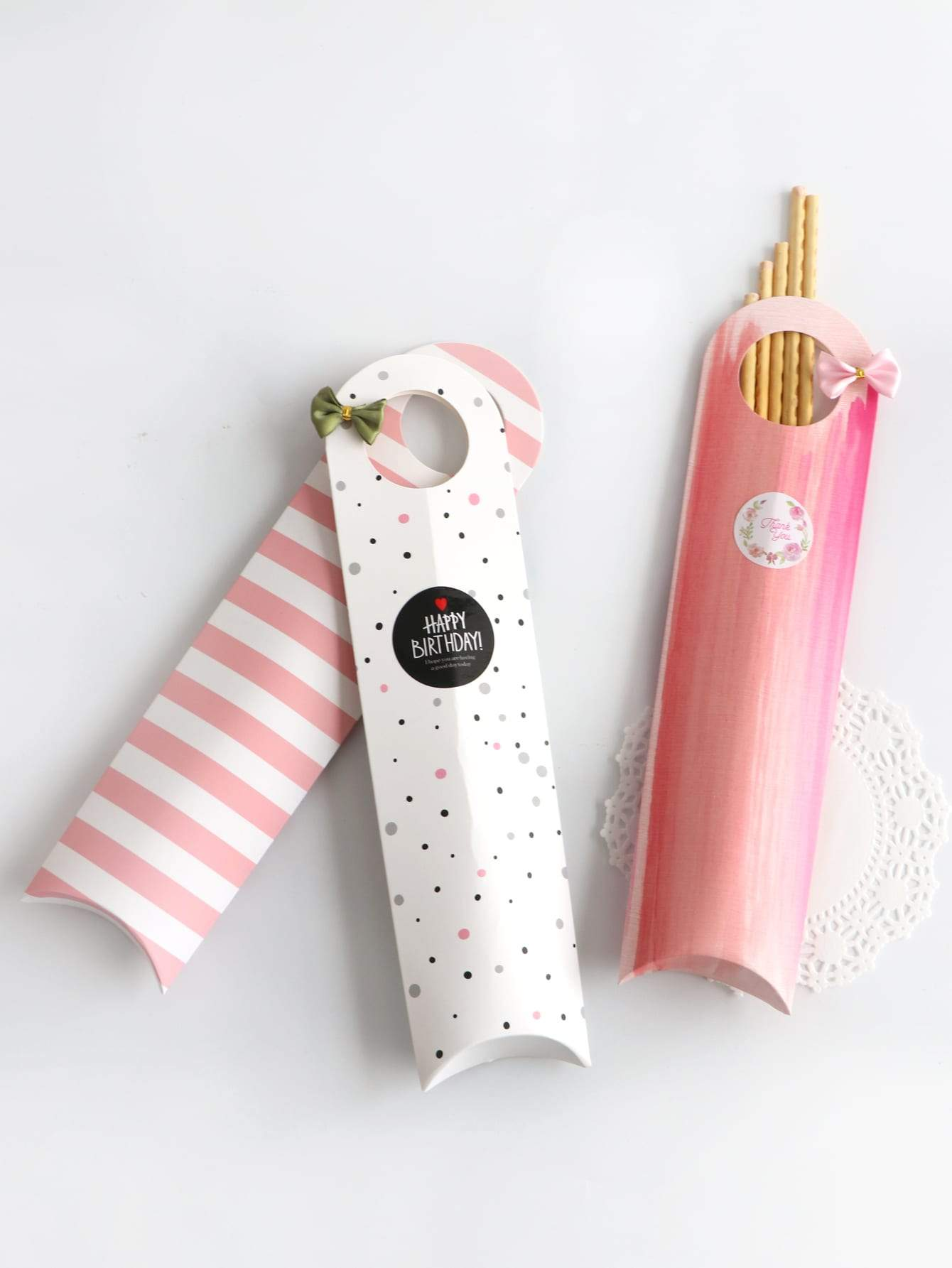 Long Biscuit Stick Box 10pcs