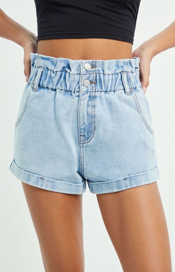 Short Jeans For Women Short Jeans And Top White Distressed Denim Shorts Above The Knee Jean Shorts