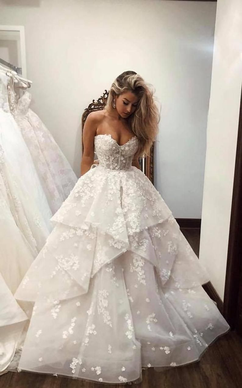 2020 New Wedding Dress Fashion Dress wedding dresses for women wedding dress retailers