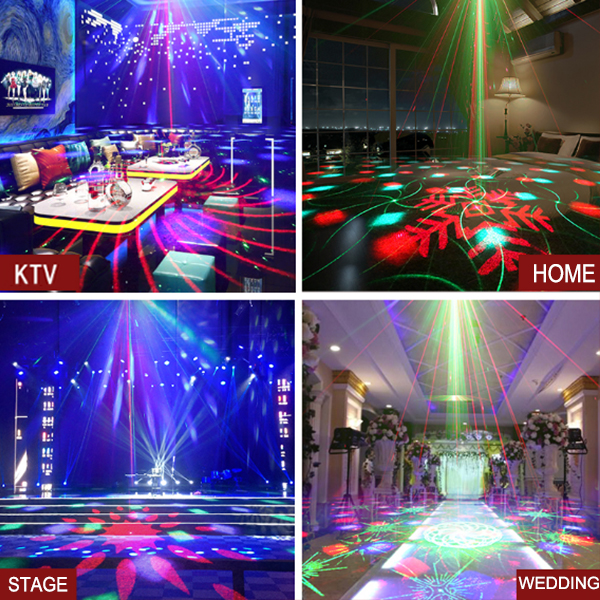 [Summer Sale & On Time Delivery] - DJ Stage Laser Light