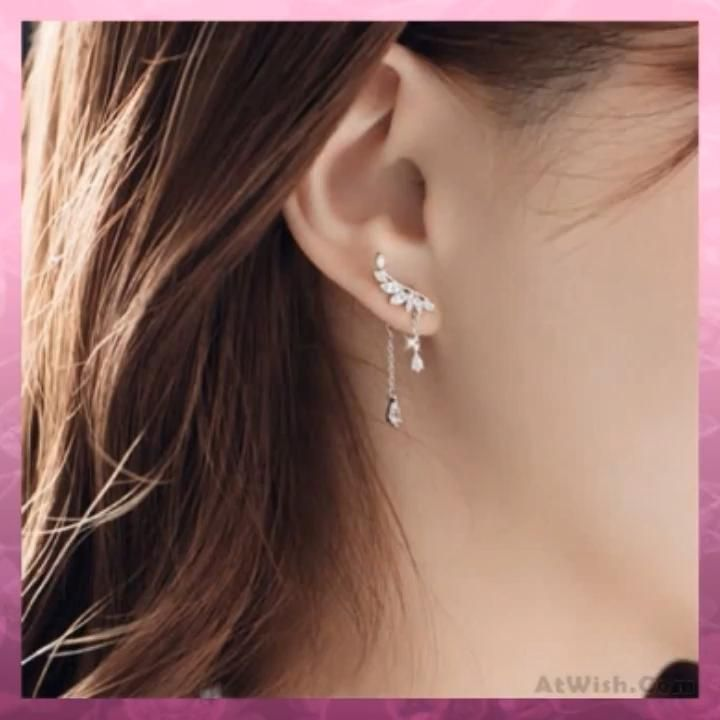 Earrings For Women 2699 Fashion Jewelry Trendy Jewelry Boutiques Online Silver Ring Style Man Necklace For Saree Small 14K Gold Hoop Earrings Mismatched Earrings
