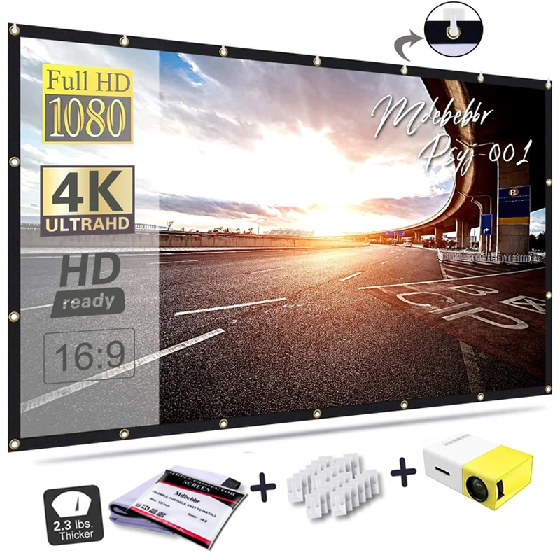 Hot Sales - Portable Giant Outdoor Movie Screen