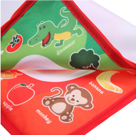 Water Drawing Cloth Cloth With Doodle Painting Pen Water Painting Mat For Children Early Education Drawing Toy 29*29cm