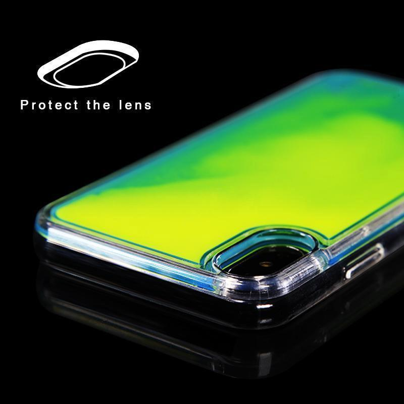 Dynamic Noctilucent Phone Case