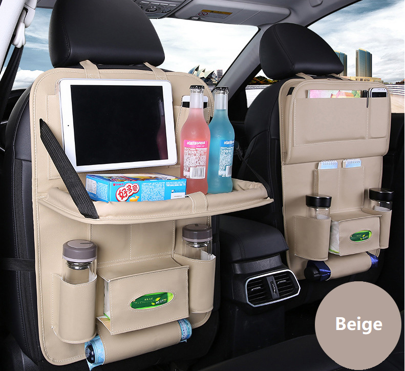 55% OFF!Last day promotion-Updated Car Seat Back Organizer