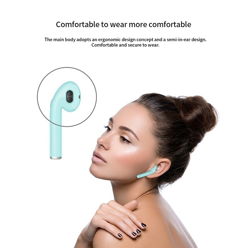 Wireless Bluetooth I16TWS Earbuds Earphones Earbuds Headset with Charging Box for Apple IPhone Android PK I10