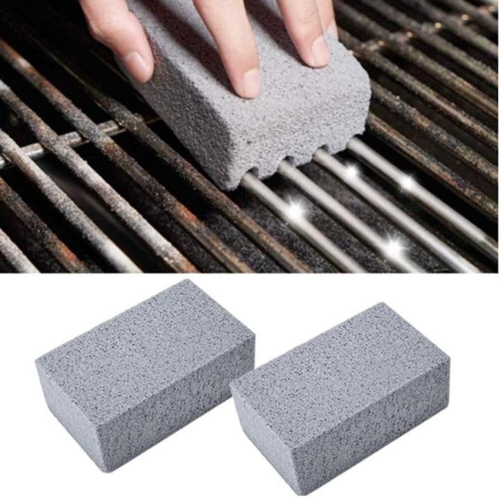 (🔥Summer Hot Sale )--Grill Griddle Cleaning Brick Block