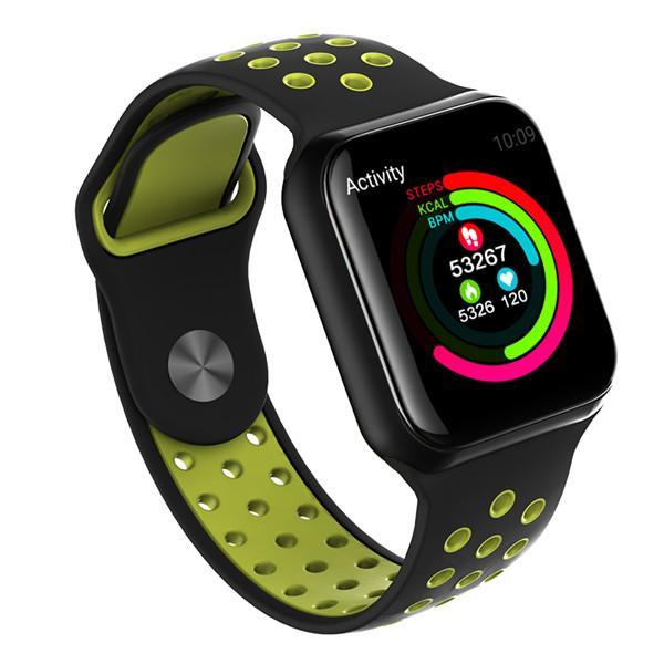 F8 Fitness Blood Pressure Color Screen Smart Watch
