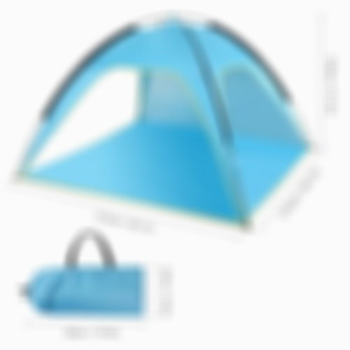 Lightweight Beach Tent