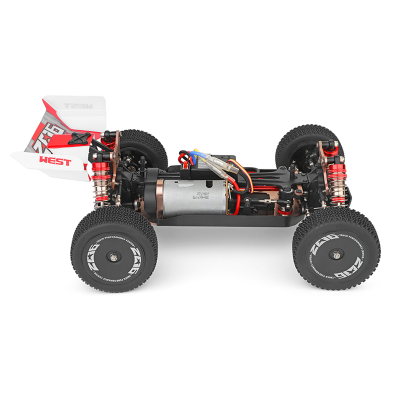 WLToys 144001 1/14 2.4G RC Racing Off-road Drift Car 60km/h High-speed RTR