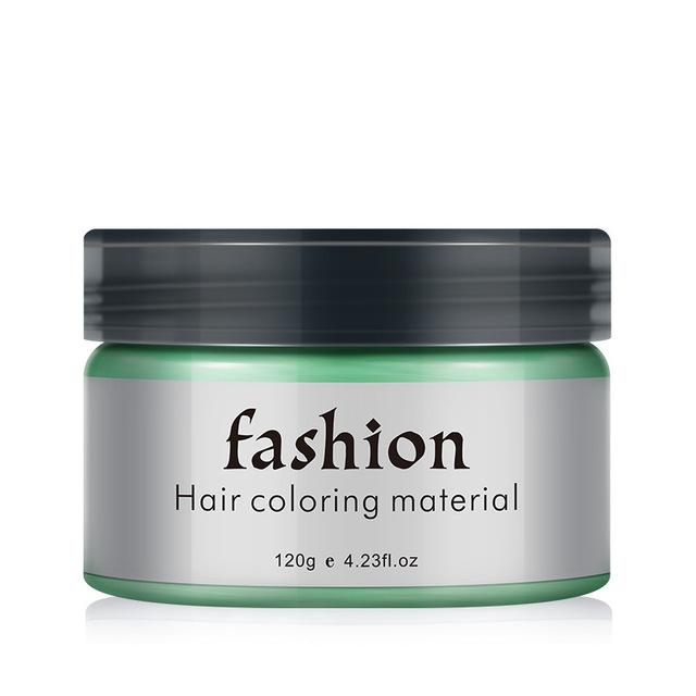 Unisex Temporary Hair Color Wax for Temporary Hairstyle