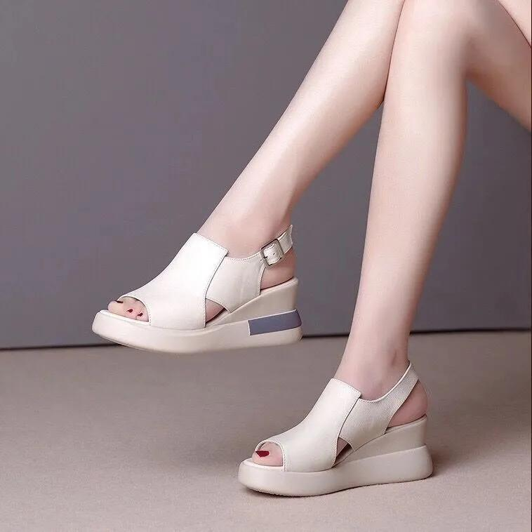 Leather sandals(Buy 2 Free Shipping!!)