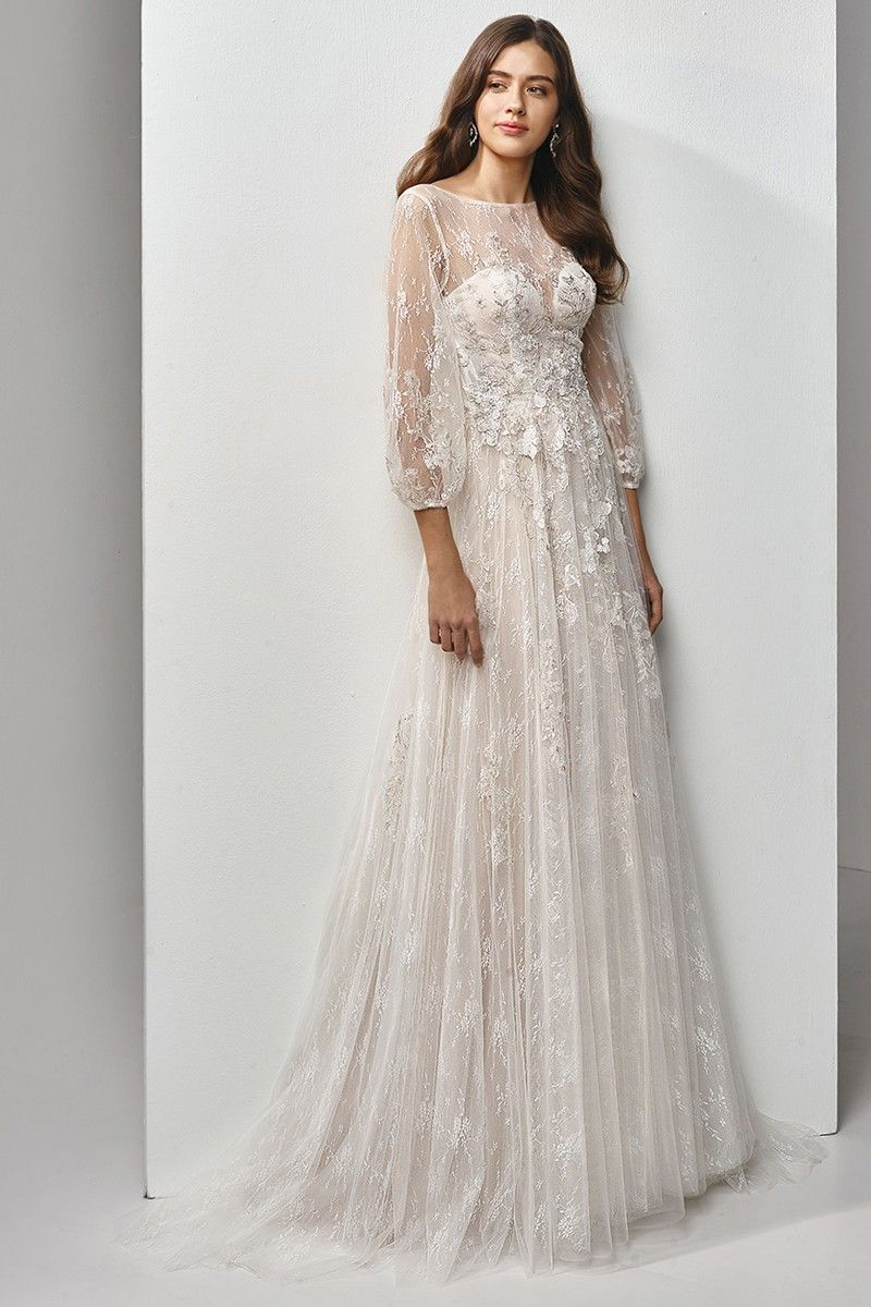 2020 New Wedding Dress Fashion Dress mother of the bride beach wedding formal dresses for graduation ceremony