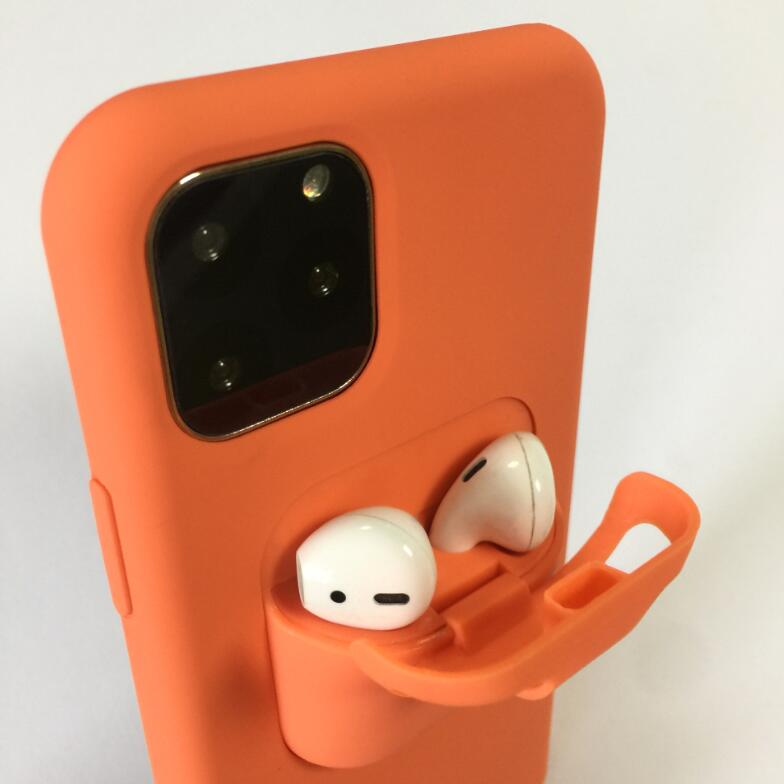 2020 NEW-2 in 1 For iphone & Airpods case