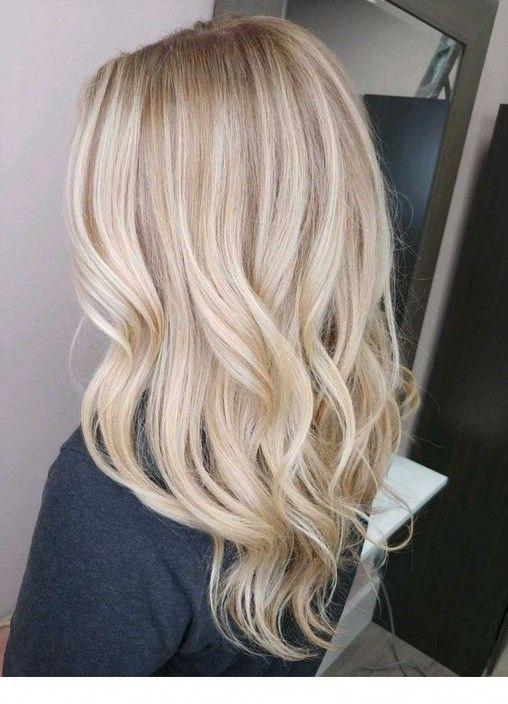 2020 Fashion Ombre Blonde Wigs Babylights Blonde