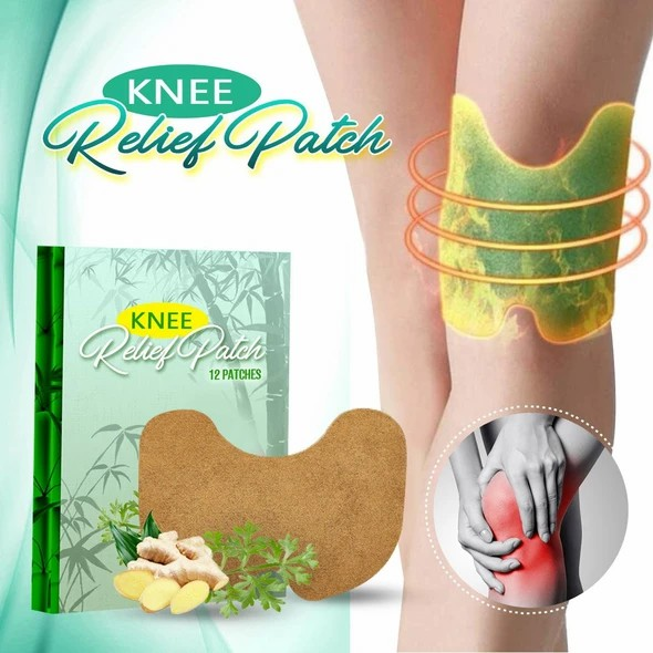 Herbal Knee Pain Relief Patch