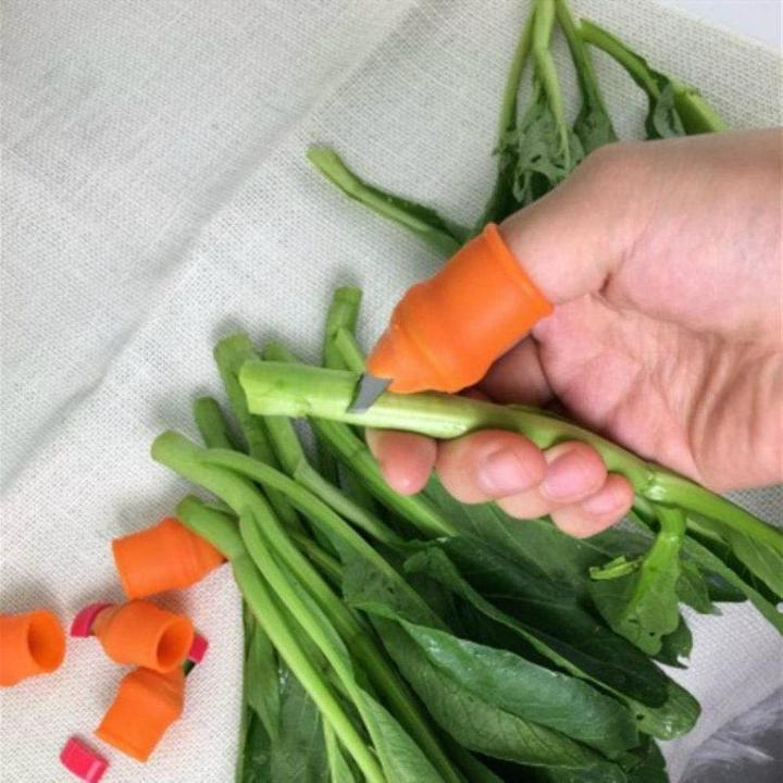 Multifunctional Finger Harvest Knife