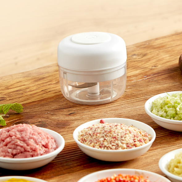 Mini Electric Food Crusher【Limited Time Special Offer!!】