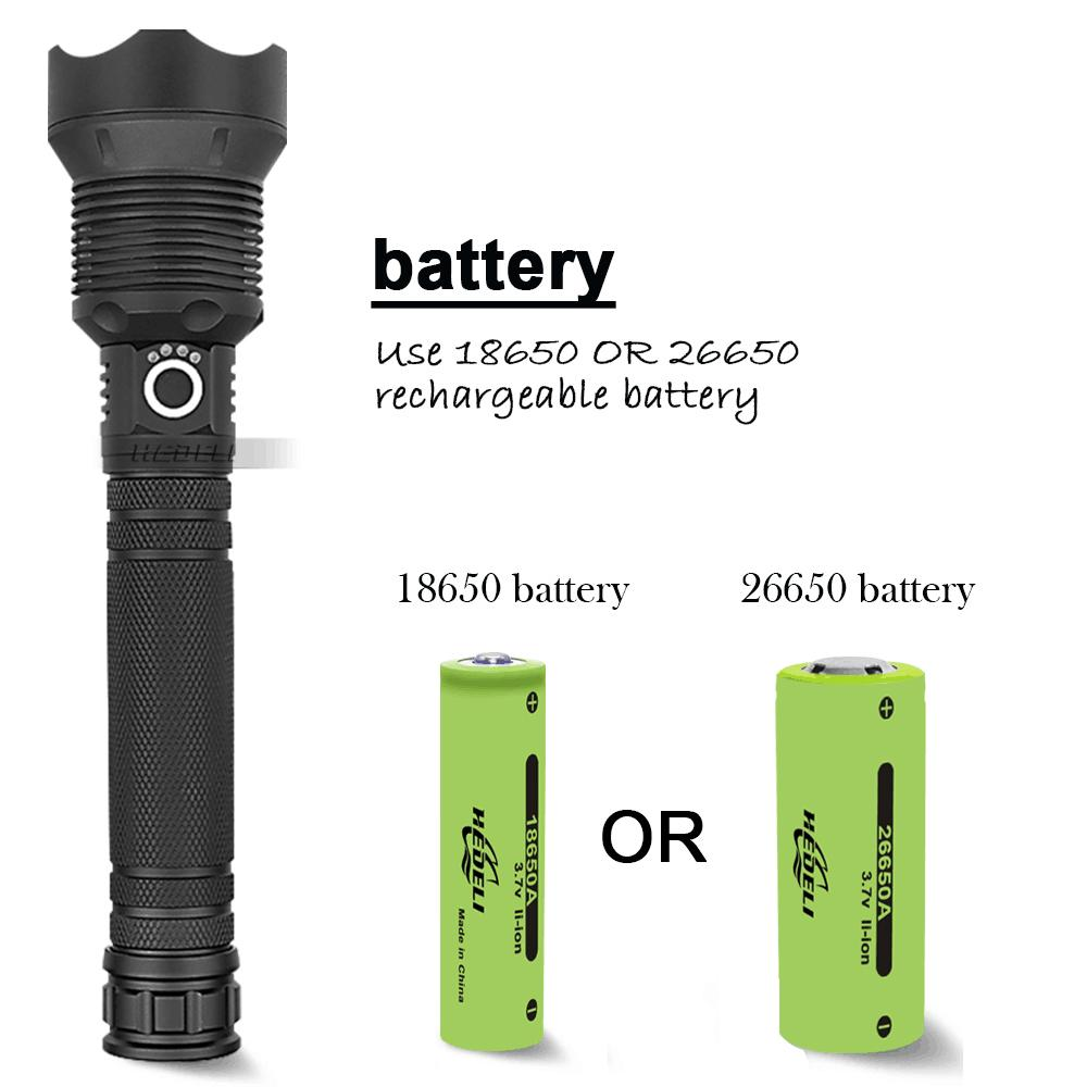 TODAY 50% OFF-POWERFUL FLASHLIGHT