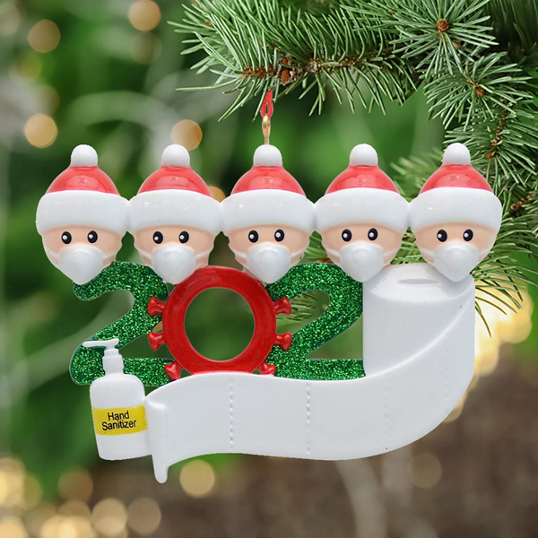 🎄BUY MORE SAVE MORE🎄--2020 Dated Christmas Ornament