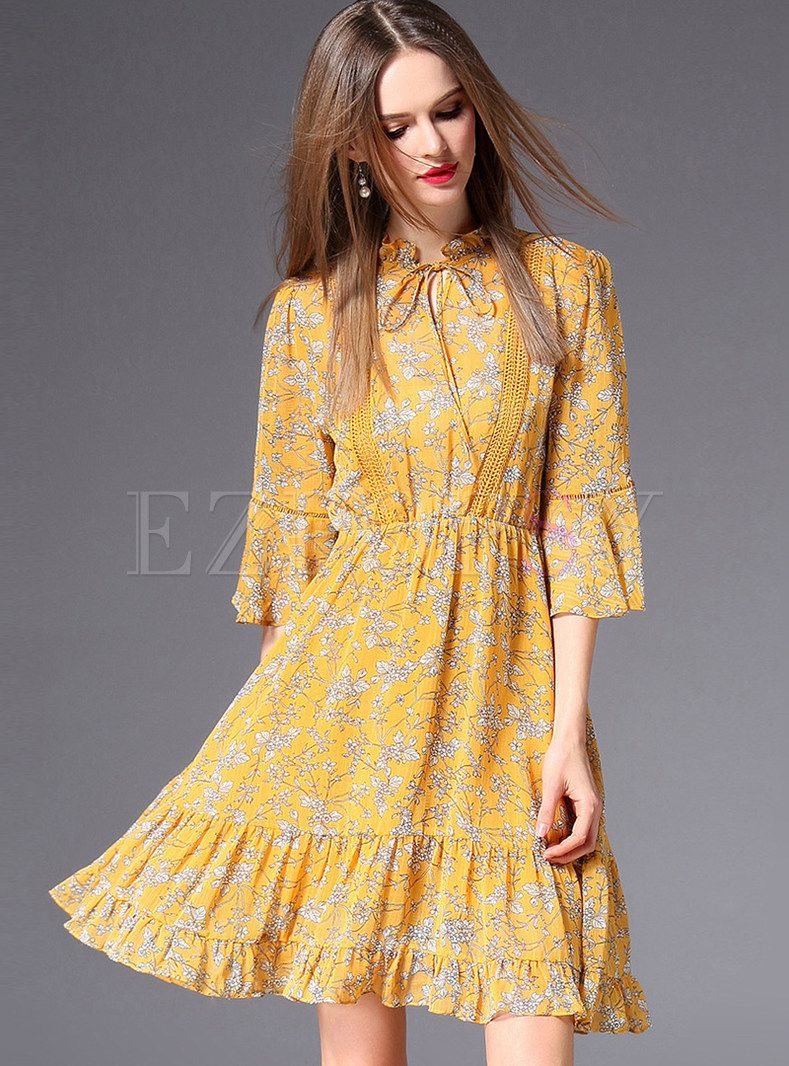 2020 Women Dress Casual Dress Print Dress Stores Near Me Gown Ladies Gown
