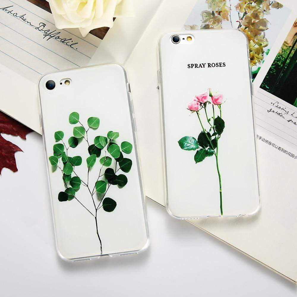 Cute Plants Case