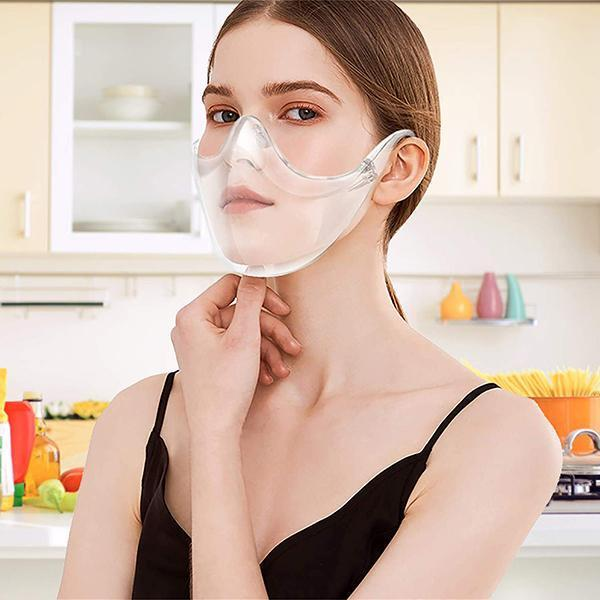 💗Reusable Clear Safety Face Shield🔥BUY 2 GET 1 FREE🔥