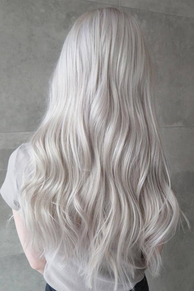 2020 New Gray Hair Wigs For African American Women Short Wigs For Round Faces Platinum Blonde Lace Front Wig Colored Wigs 100 Human Hair White Human Wigs Best Online Wig Store