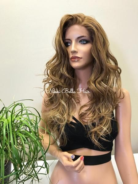2020 Fashion Blonde Wigs For White Women Blonde And Blue Wig Medium Beige Blonde Natural Platinum Blonde Hair Best Blonde Perfect Blond Lace Frontal Wigs