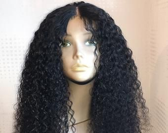 Lace Front Wigs Black Curly Hair Short Brazilian Weaves Cheap Brazilian Hair With Closure Dark Red Curly Hair