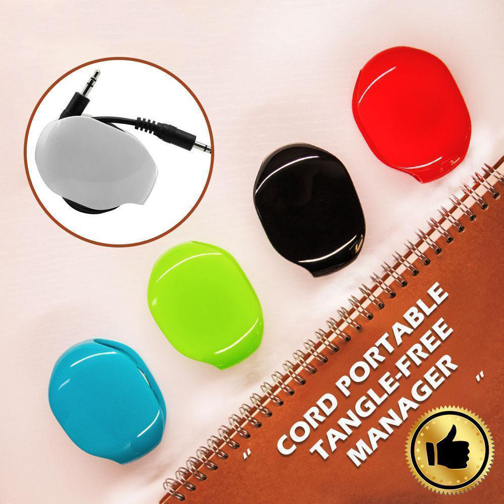 (💥New Year Flash Sale💥-48% OFF)CORD TANGLE-FREE MANAGER(Buy 5 get 3 free+FREE shipping)
