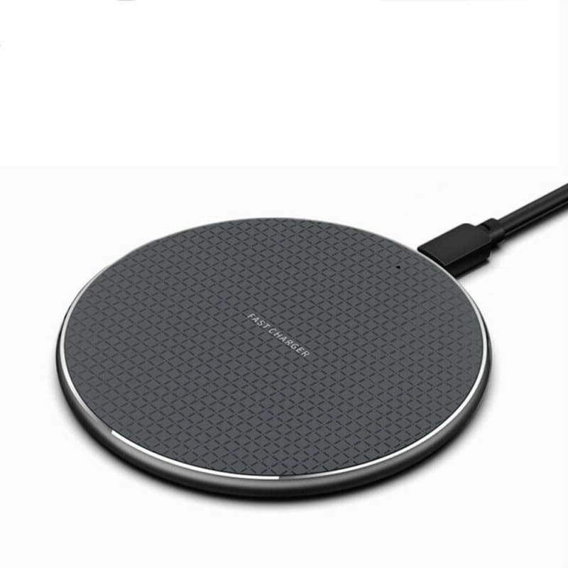 2 Style QI Multi Purpose Wireless Charger Pad Support Qi Standard Model (10W | 15W)
