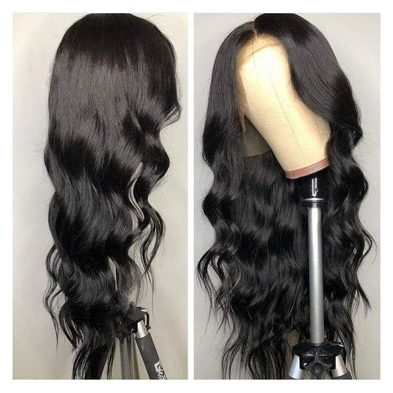 Lace Front Wigs Black Curly Hair Luxury Real Hair Wigs 360 Frontal Ponytail Best Affordable Wigs