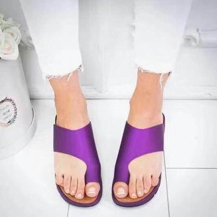 Limitted Discount 50%off  Women Casual Clip Toe Platform Sandals