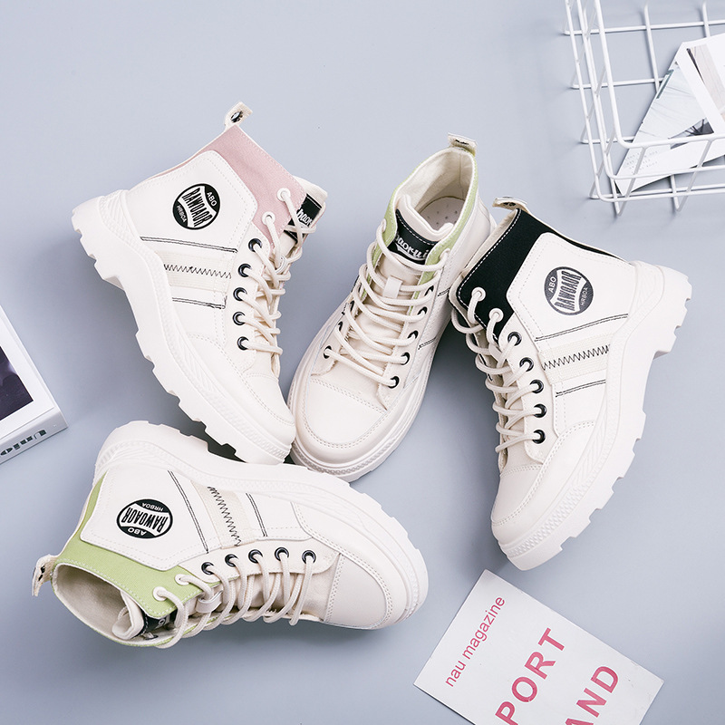 High-top sneakers Fashion shoes
