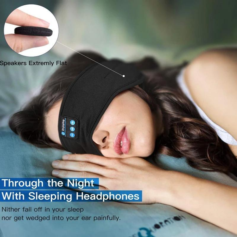 bluetooth earpiece hairband