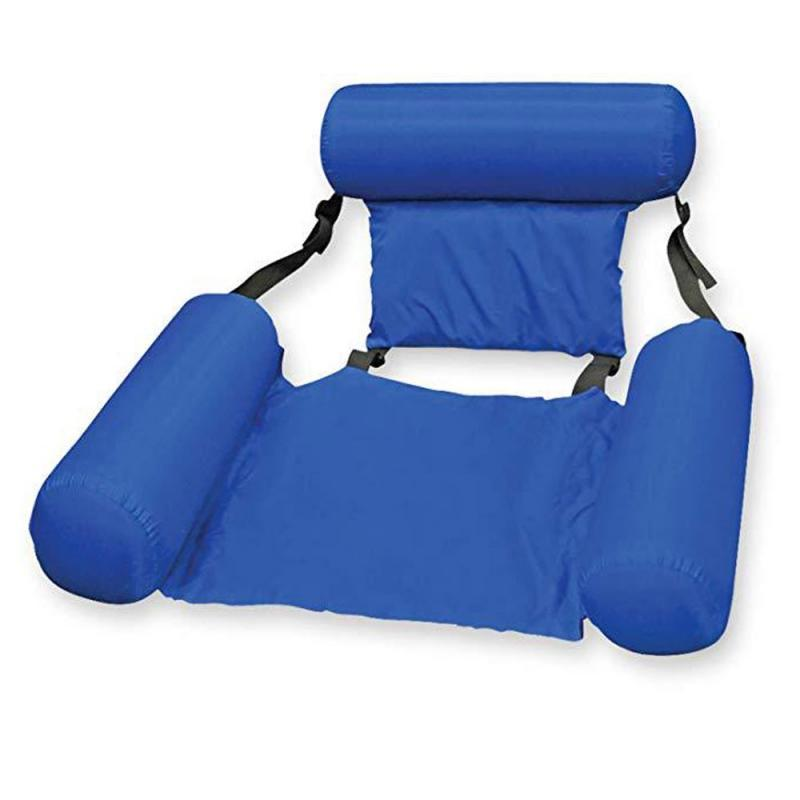 Swimming Floating Bed and Lounge Chair - 🎁Father's day Pre-Sale!!!