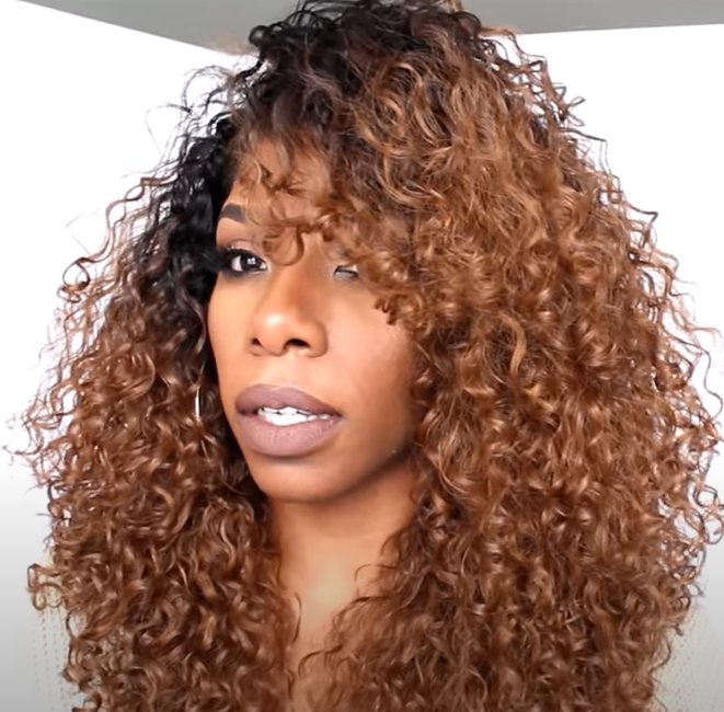 BRAZILIAN CURLY WIG