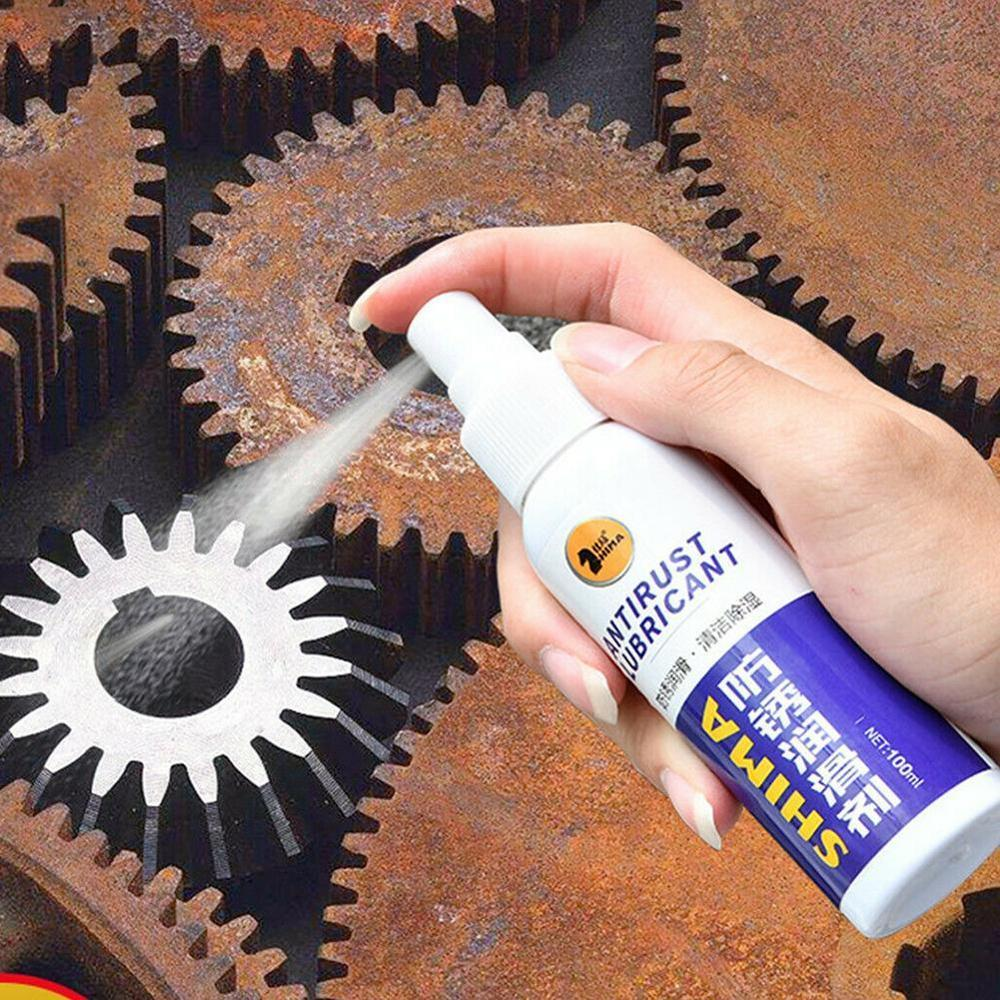 Rust Remover Metal Spray Cleaner