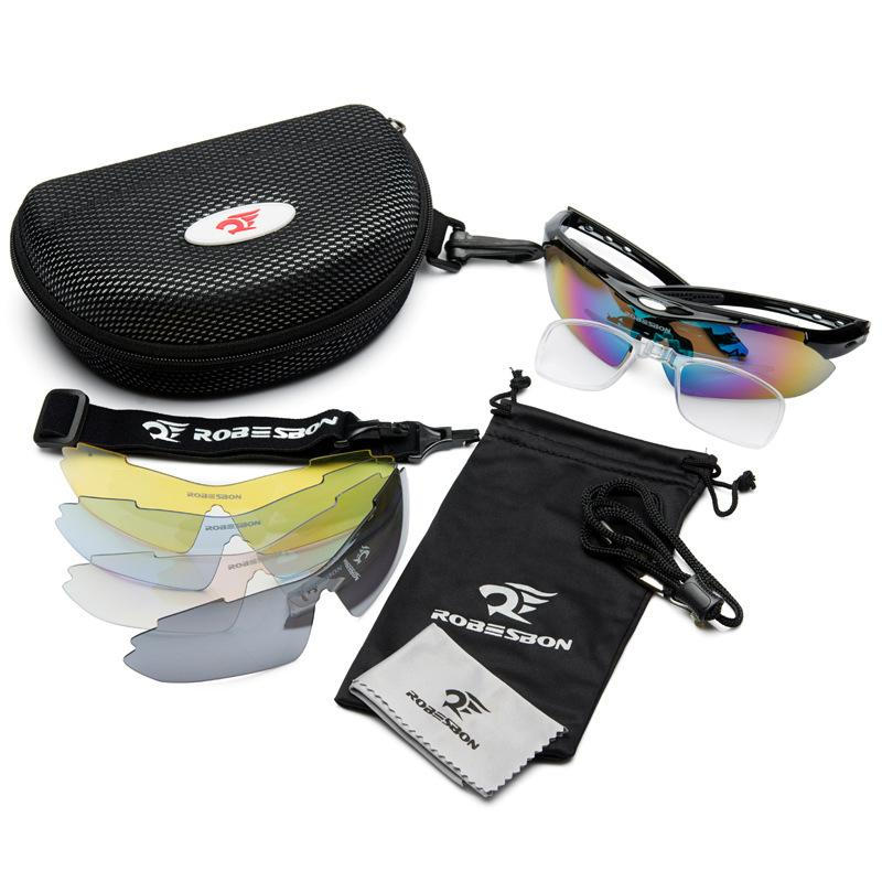 Flying polarized light aviation sports bicycle sunglasses bicycle outdoor glasses