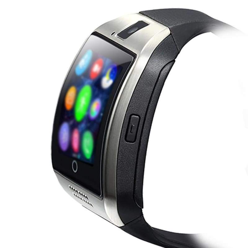 Q18 Smart Wrist Watch Bluetooth GSM Phone For Android Samsung iPhone