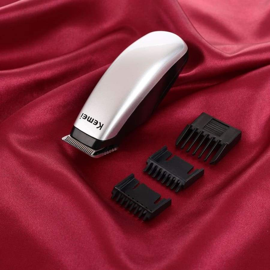 Low-Noise Professional Electric Mini Hair Trimmer Shaver Grooming Clipper Buzz Cutter