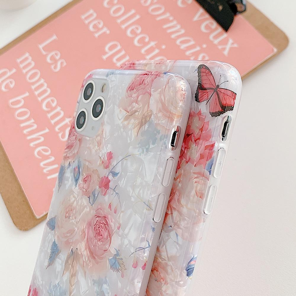 Floral Dream Shell Case