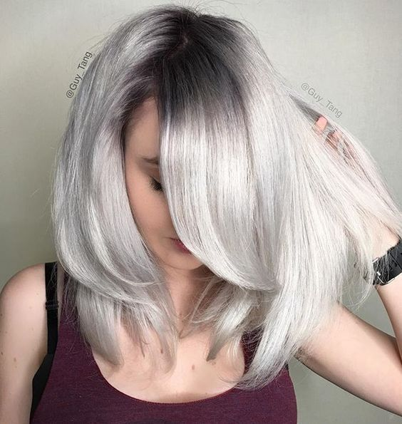 2020 Best Lace Front Wigs Gray Hair Wigs Winter Hair Colors 2018 Henna Powder For Hair Good Quality Lace Front Wigs For Cheap