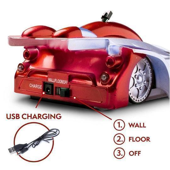 (Hot-Selling)【50% OFF】Wall Climbing RC Car