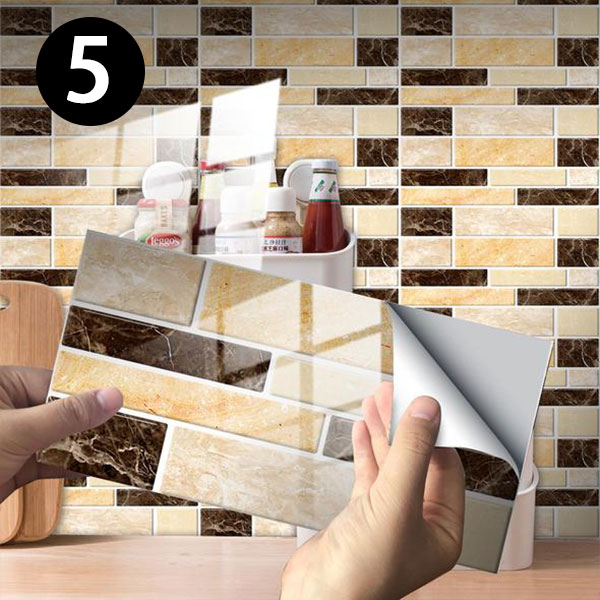 [Early Mother's Day Sale-50% OFF] Creative Home Beautification 3D Tile Stickers(Buy 8 Get 16 Free)