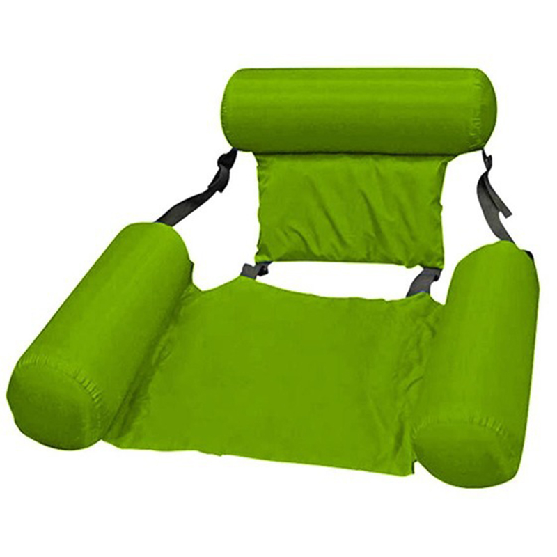 Swimming Floating Bed and Lounge chair (adjustable + Collapsible Chair/Bed)